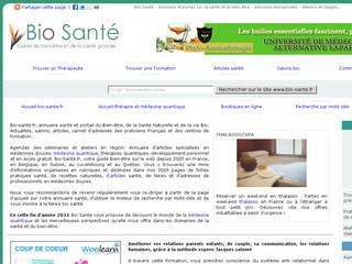 Bio Sante