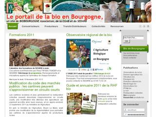 Bio en Bourgogne
