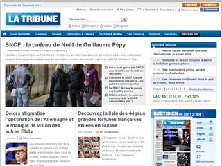 La Tribune .fr