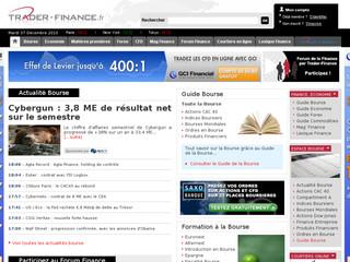 Trader Finance