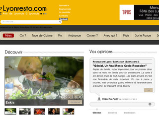 Lyonresto .com