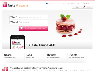 Restaurant Itaste