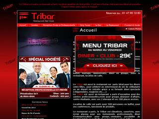 Restaurant Tribar