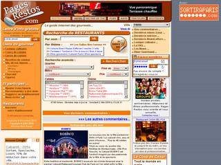 Pages Restos .com