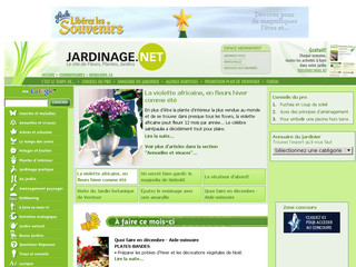 Jardinage .net