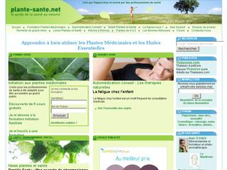Plante et Santé