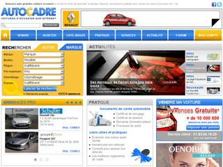 Autocadre .com