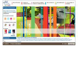 Institut Français du textile et de l'habillement