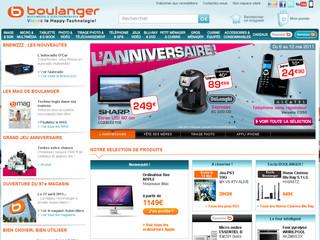 Boulanger .fr