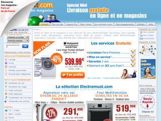 Electromust .com