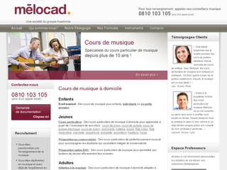 Melocad .fr