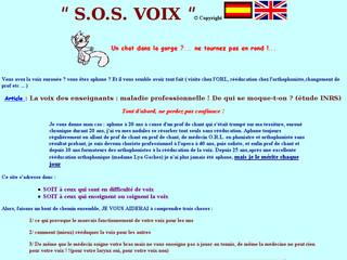 SOS Voix