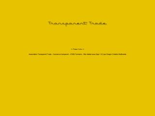 Transparent Trade