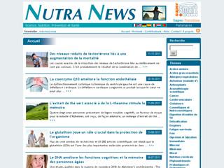 Nutra news