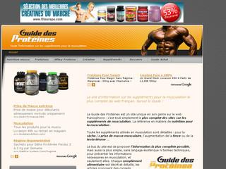 Guide des Protéines