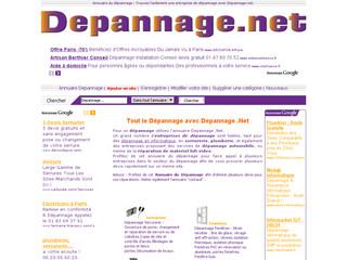 Dépannage .net