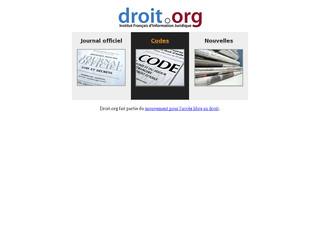 Droit .org