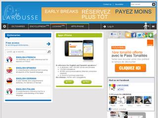 Larousse .fr