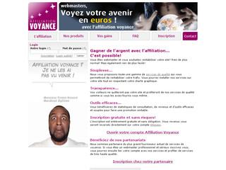 Affiliation Voyance
