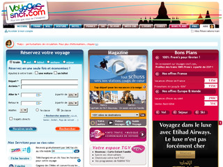 Voyages Sncf .com