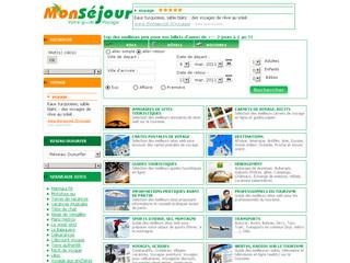 MonSéjour .com