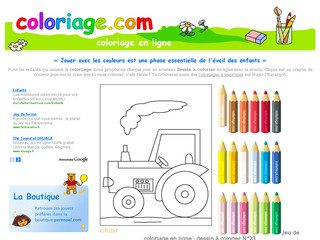 Coloriage .com