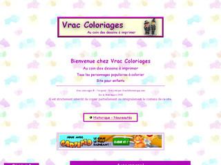 Vrac Coloriages