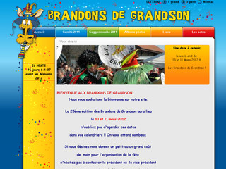 Brandons de Grandson