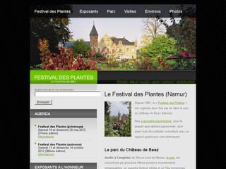 Le Festival des Plantes