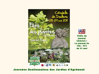 Journées Doullennaises des Jardins d'Agrément