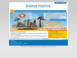 Energie positive