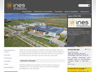 Institut National de l'énergie solaire