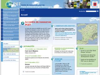Centre de ressources pour les Plans Climat-Energie Territoriaux
