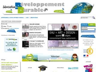 Education développement durable