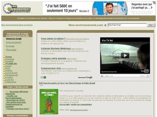 Mon Environnement .com