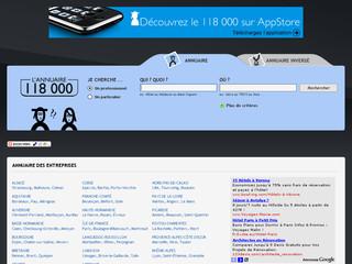 118000 .fr