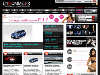 UnHomme .fr