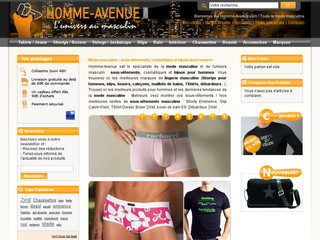 Homme Avenue