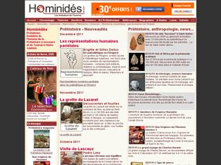 Hominides .com