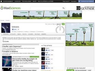 MaxiSciences .com