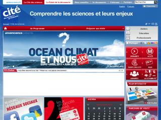 Cité des Sciences