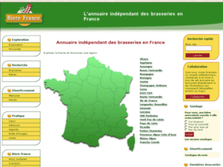 Annuaire Biere France