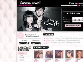 AdopteUnMec .com