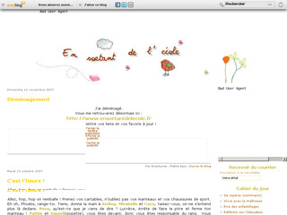Le blog d'Aventurine