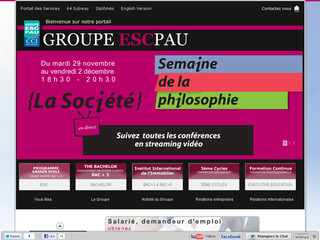 Groupe ECSPau