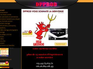 DPProd Disc-jockey