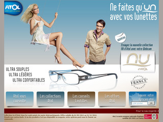 Les opticiens Atol