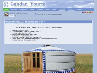 Gandan Yourte