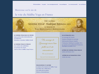 Siddha Yoga en France