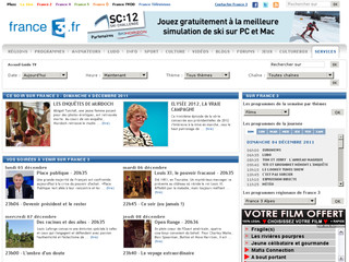 Programme France3
